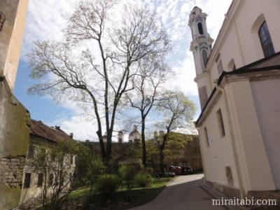 ビリニュス 聖三位一体教会