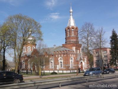 シャウレイの教会