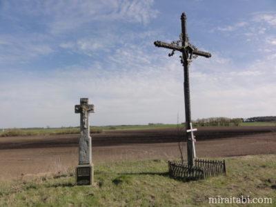 ドマンタイの十字架