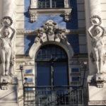 ユーゲントシュティール建築