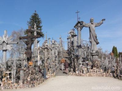 シャウレイ 十字架