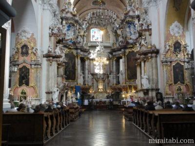 ビリニュスの聖キャサリーン教会