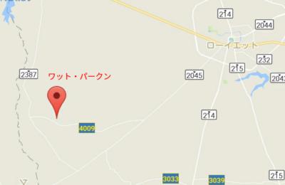 ワットパークンの地図
