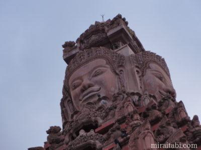 スリンの寺院