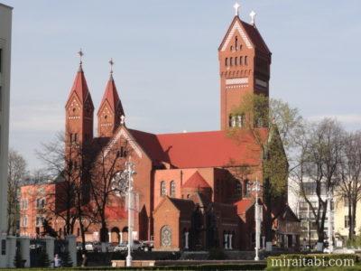 聖シモン教会と聖エレーナ教会
