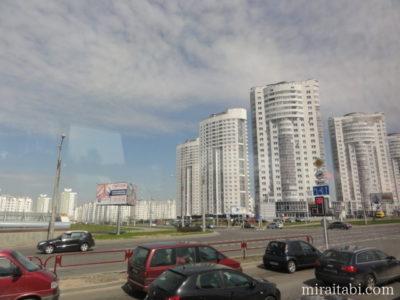 ミンスク市街