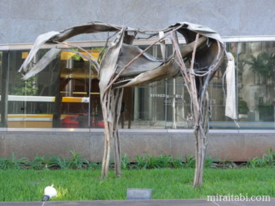 馬のアート