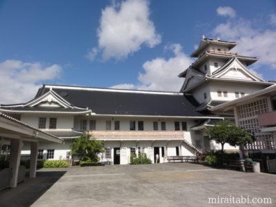 高知城の教会