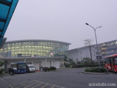 ハノイの空港