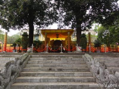 皇帝の宮殿
