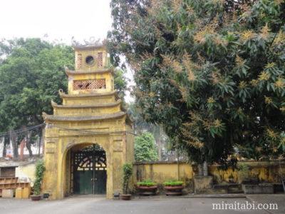 タンロン 門