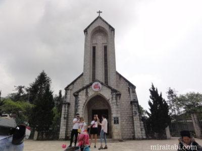 サパの教会