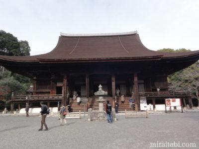 三井寺の金堂