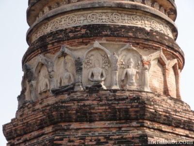 ロッブリーの仏塔