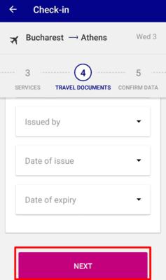 パスポート情報
