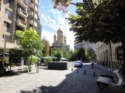 ブカレストの聖ニコラエ教会