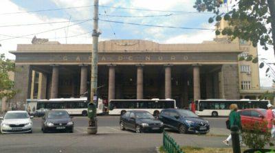 ノルド鉄道駅