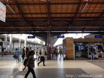 ブカレストのノルド駅