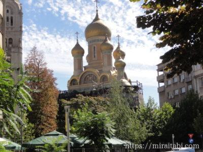 ルーマニアの聖ニコラエ教会