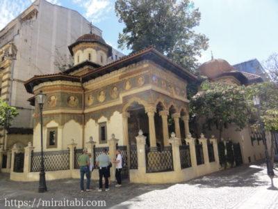 スタヴロボレオス教会