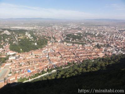 トゥンパ山からの眺め