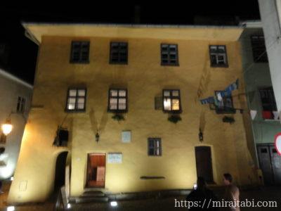 ヴラド・ドラクルの家