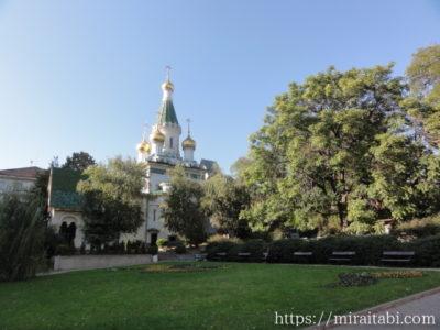 聖ニコライ・ロシア教会