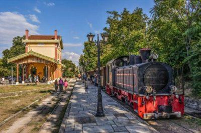 ギリシャ鉄道