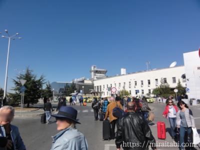 ソフィア国際空港のターミナル1