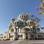 ブルガリアのアレクサンドル・ネフスキー大聖堂