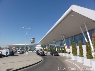 ソフィア国際空港のターミナル2