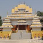 ミャンマーの寺院