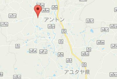ワットムアンの地図