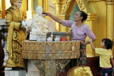 ミャンマー人
