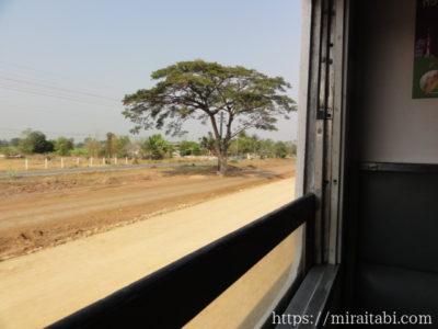 列車からの眺め
