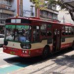 バンコクの3番バス