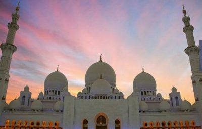 シェイクザーイドモスク