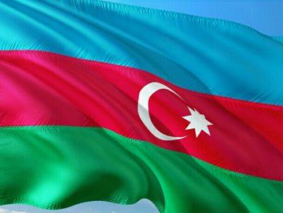 アゼルバイジャンの国旗