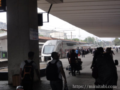 トビリシ中央駅