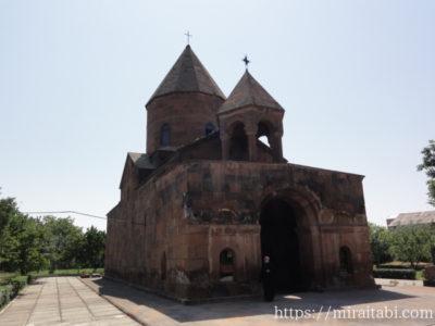 エチミアジンの聖ショーガカト教会