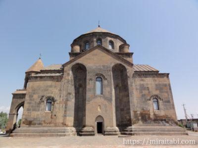 エチミアジンのリプシメ教会