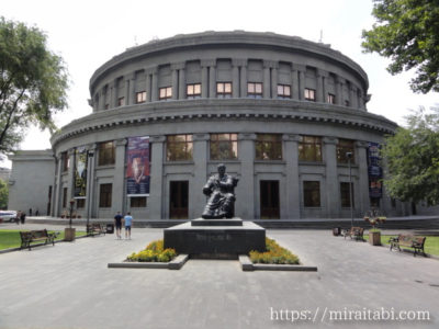 エレバンのオペラハウス