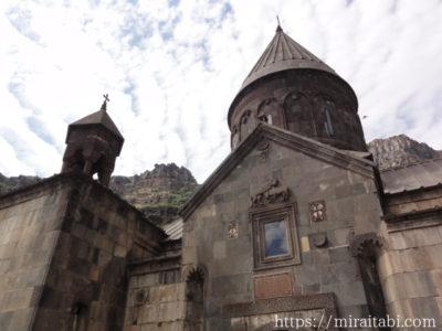 エレバンのゲガルド修道院