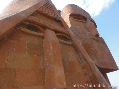 アルメニアのステパナケルトの我らが山