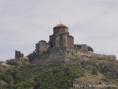 ジョージア・ムツヘタのジワリ修道院