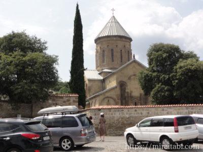 ムツヘタのサムタブロ修道院