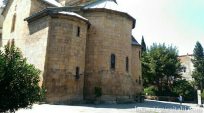トビリシのシオニ大聖堂