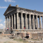 アルメニア・エレバンのガルニ神殿