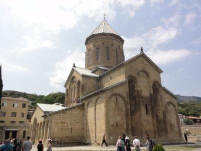 ジョージア・ムツヘタのサムタブロ修道院