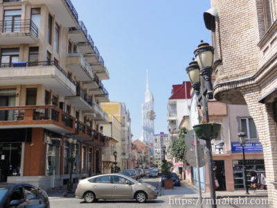 バトゥミ市街